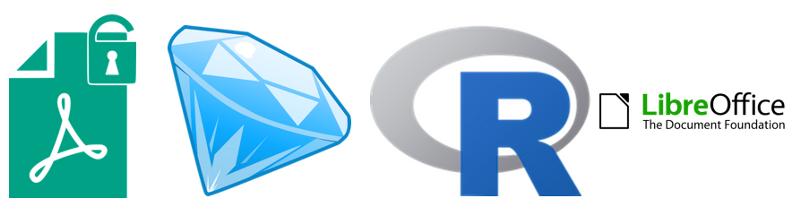 Tabula, Open Refine, R ve Libre Office, Veri Gazeteciliği sürecinde kullanılabilecek bazı araçlar.