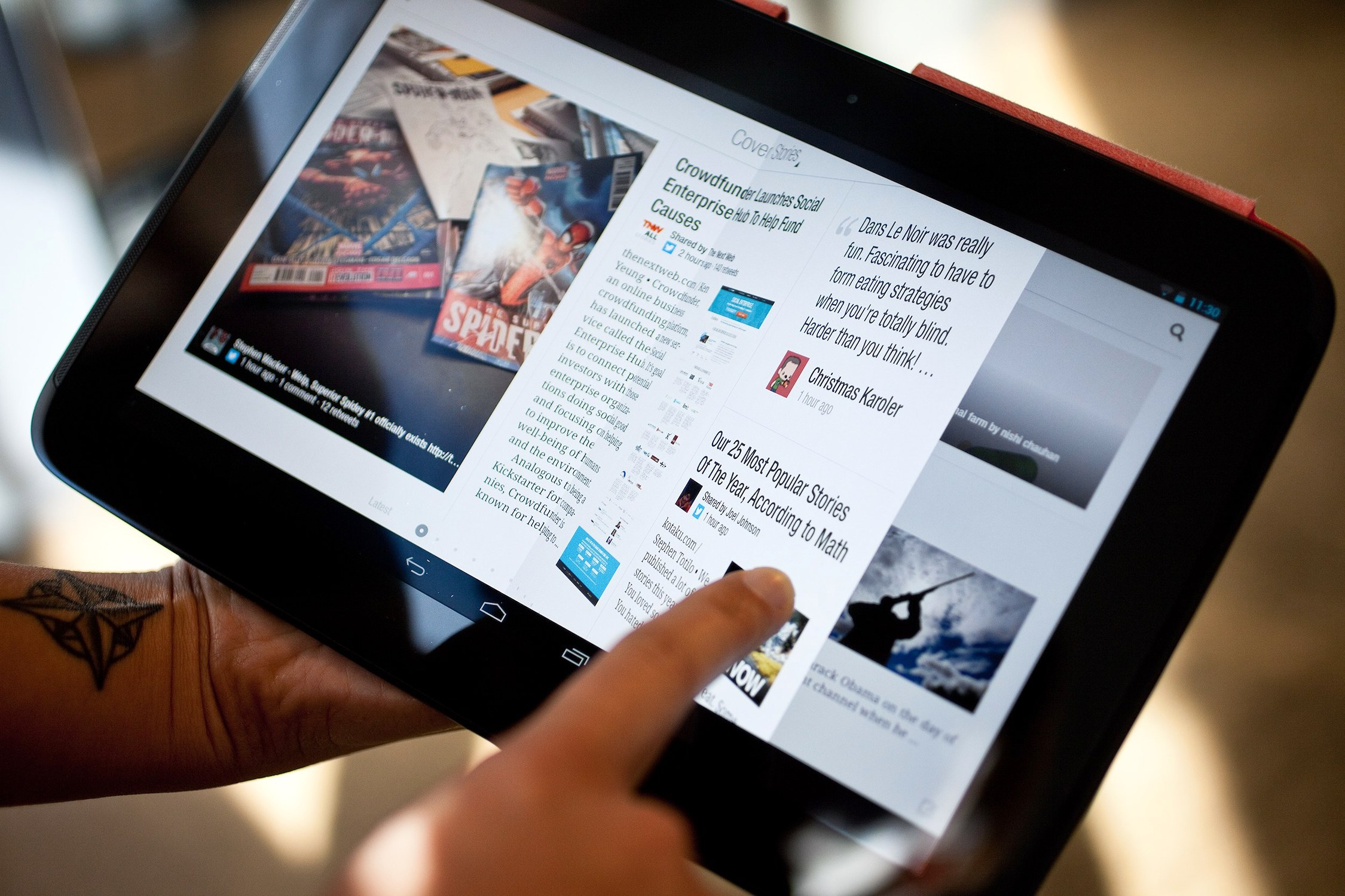 journo.com.tr - Nihan Bora Sapmaz - Flipboard, Bundle ve Nabız: Haber derleme uygulamaları yaygınlaşıyor