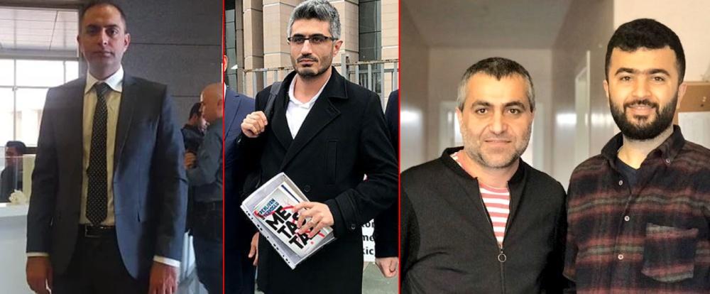 Gazeteciliğe son saldırıya dair 10 tweet: 'Haftalık tutuklama rekoru kırıldı'